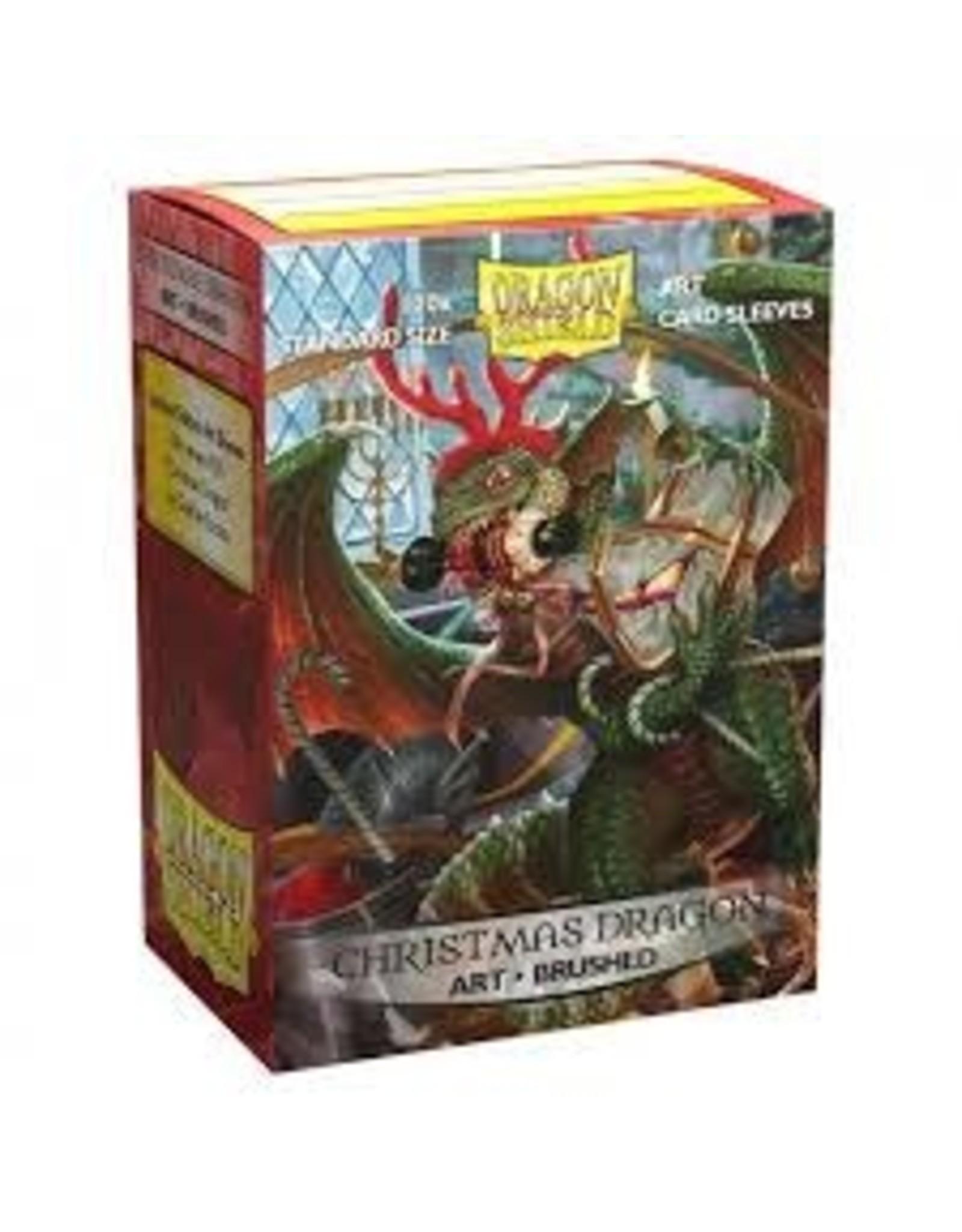 Arcane Tinmen Dragon Shield Brushed Art (100)