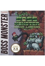 Brotherwise Games Boss Monster: Crash Landing 5-6 Player Expansion