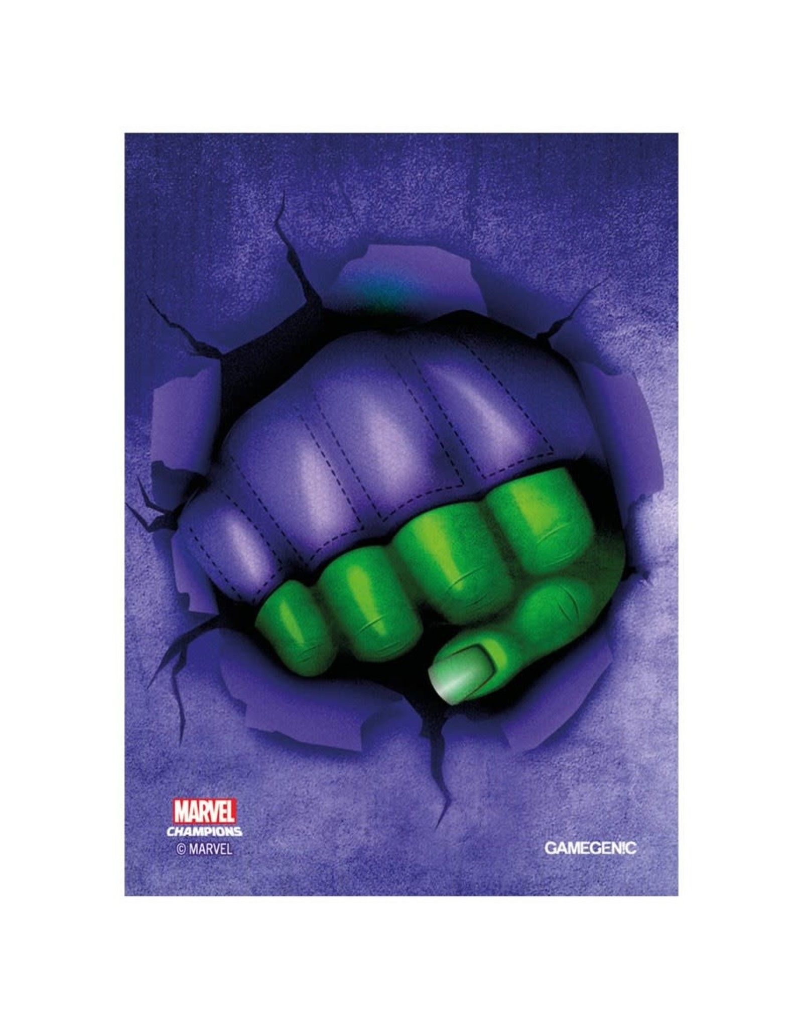 GameGenic Marvel Champions Sleeves - She-Hulk