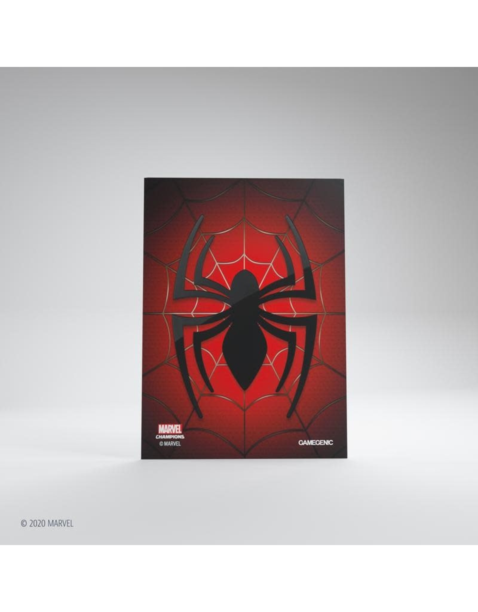 GameGenic Marvel Champions Sleeves - Spider Man