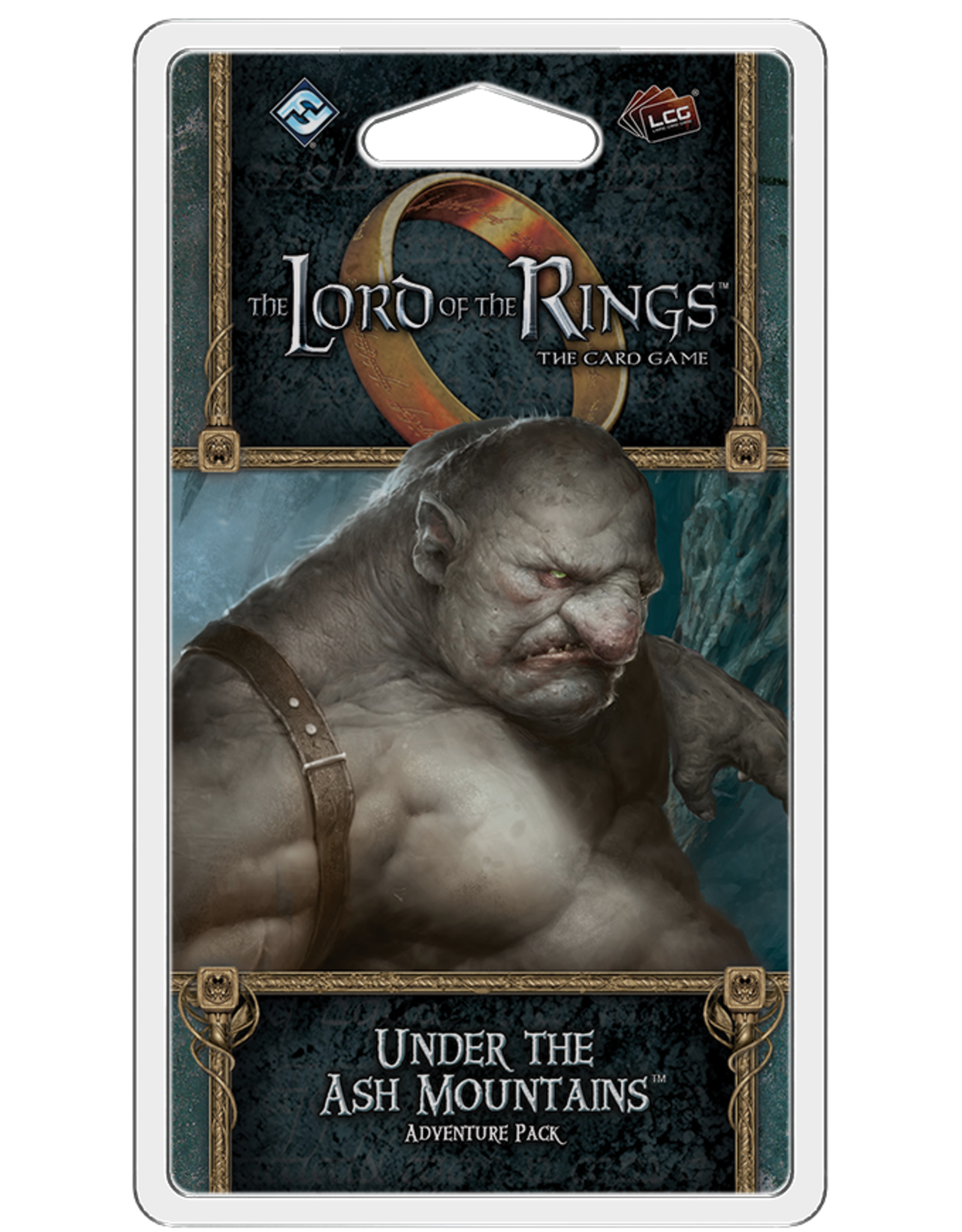 Fantasy Flight Lord of the Rings LCG: Under The Ash Mountains