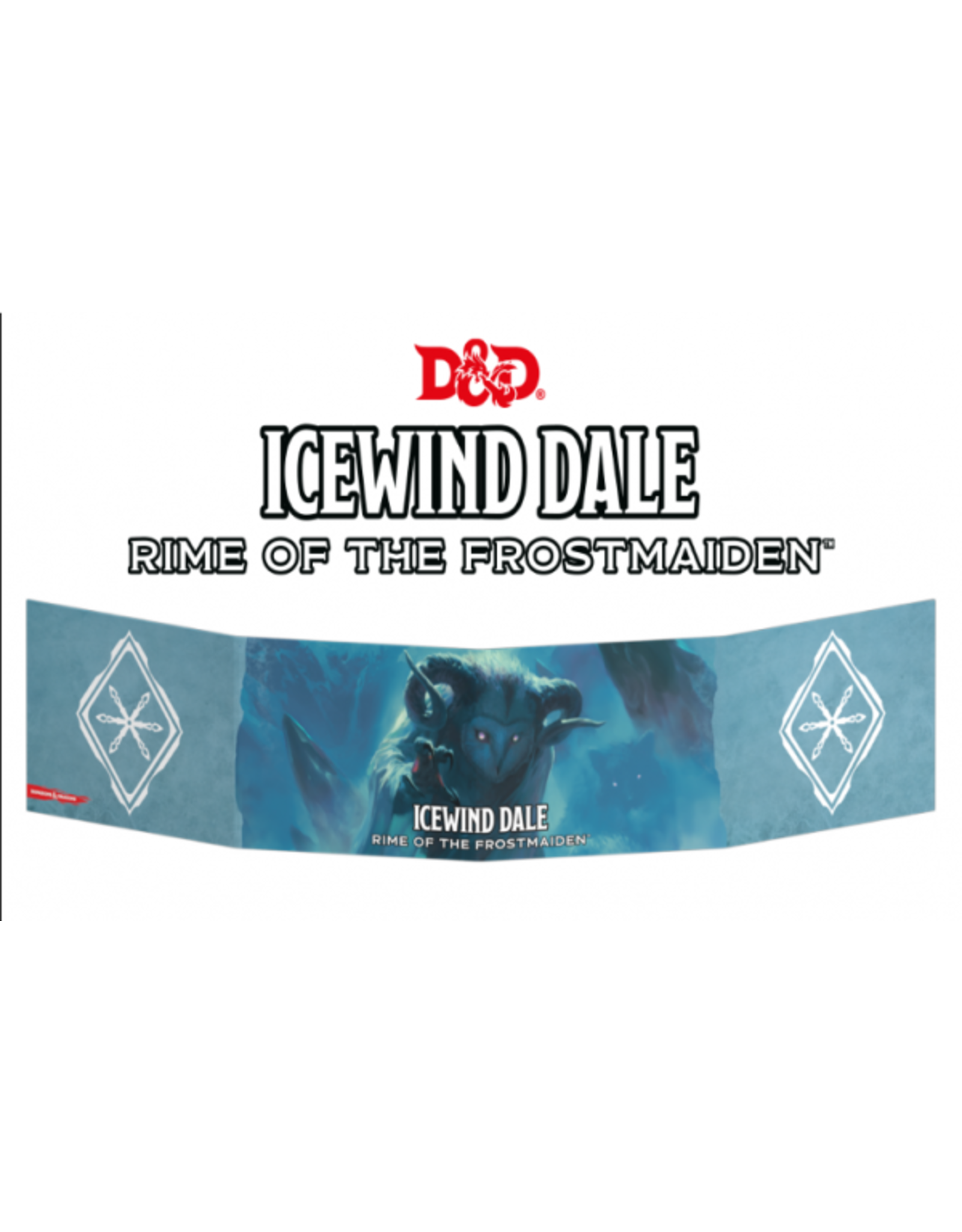 Gale Force 9 Icewind Dale: Rime of the Frostmaiden DM Screen