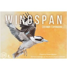 Stonemaier Games Wingspan: Oceania Expansion