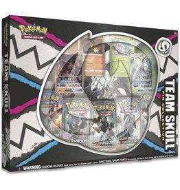 Pokemon Team Skull Pin Collection Box