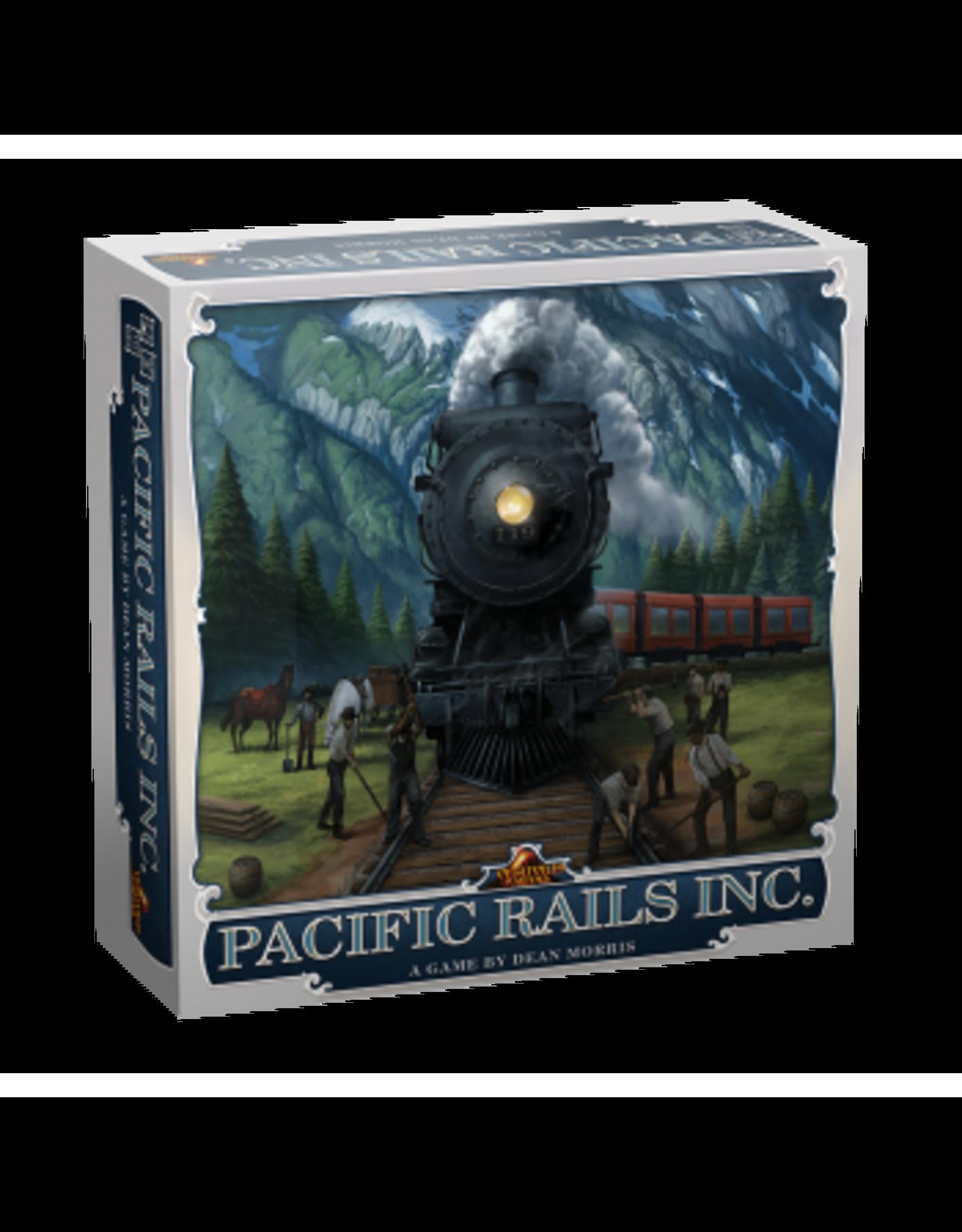 Vesuvius Media Pacific Rails Inc.