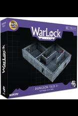 Warlock Dungeon Tiles 2: Full Height Stone Walls