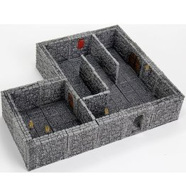 WizKids Warlock Dungeon Tiles 2: Stone Walls Expansion