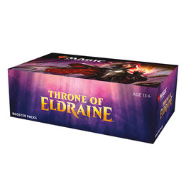Wizards of the Coast Throne of Eldraine Draft Booster Box