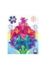 USAopoly USAopoly Critical Role #1 Puzzle 1000pc