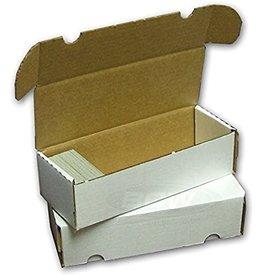 BCW 550ct Storage Box