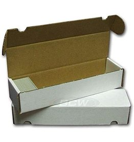 BCW 800ct Storage Box