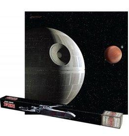 Fantasy Flight Star Wars Playmat Death Star Assault