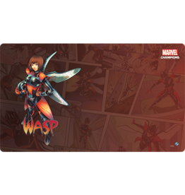 Fantasy Flight Marvel Champions LCG: Playmat: Wasp