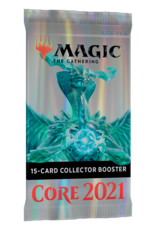 Wizards of the Coast Core Set 2021 Collector Booster Pack