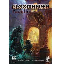 Cephalofair Gloomhaven: Fallen Lion Comic