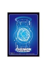 Bandai Digimon Sleeves - Card Back (60CT)