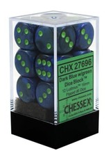Chessex Chessex Lustrous 16mm (12d6)