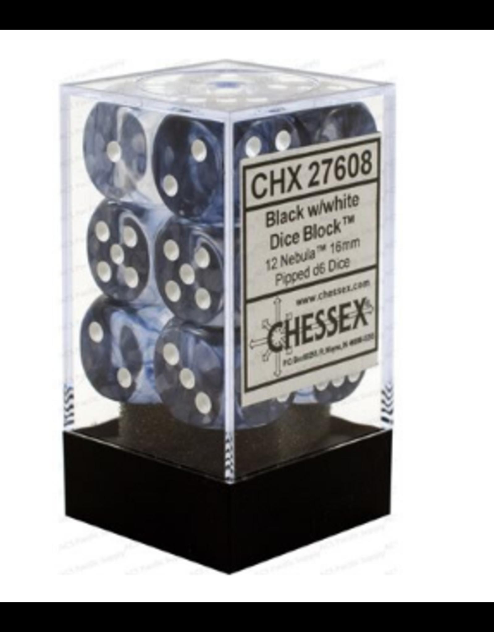 Chessex Chessex Nebula 16mm (12d6)