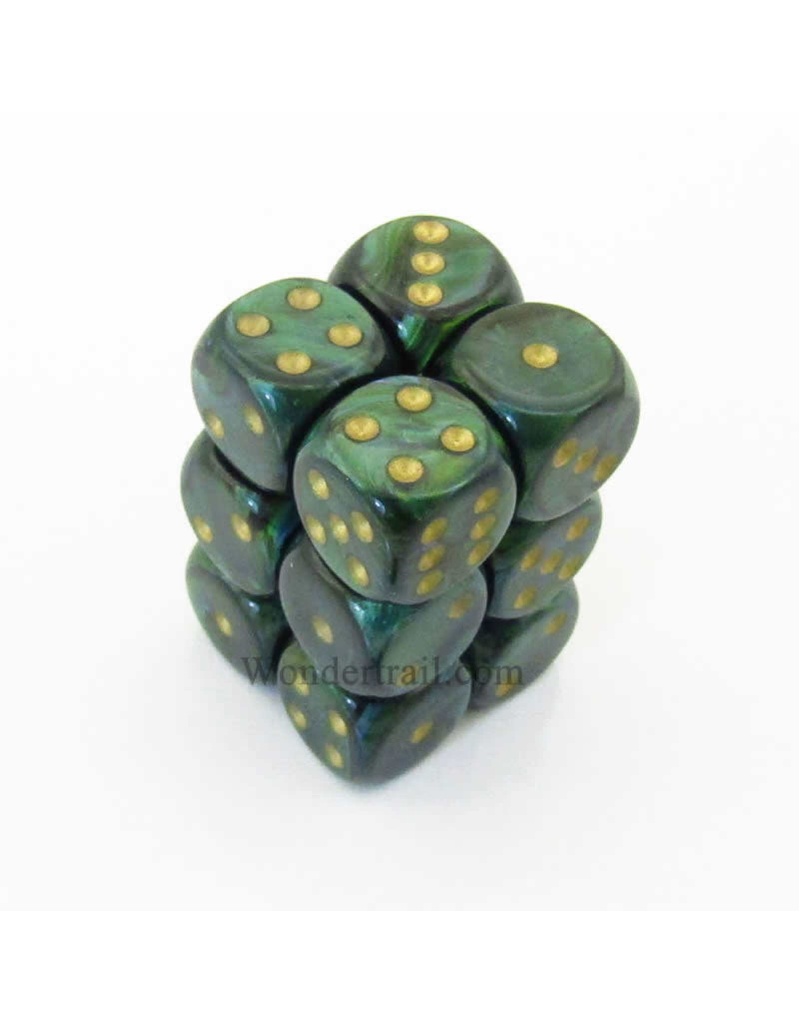 Chessex Chessex Scarab 16mm (12d6)