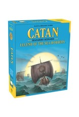 Catan Studio Catan Expansion - Legend of the Sea Robbers