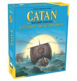 Catan Studio Catan Expansion - Legend of the Sea Robbers