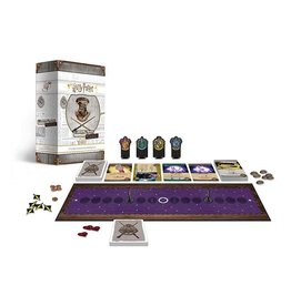 USAopoly Harry Potter - Hogwarts Battle Against the Dark Arts - French