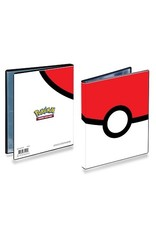 Ultra Pro Pokemon Pokeball 4pkt Binder