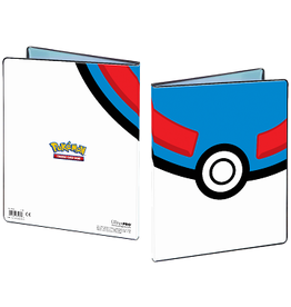 Ultra Pro Pokemon Great Ball 9pkt Binder