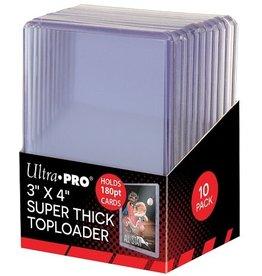 Ultra Pro UP Toploader 3x4 Super Thick