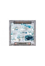 Gale Force 9 Dungeons and Dragons Battlefield in a Box: Ice Caverns