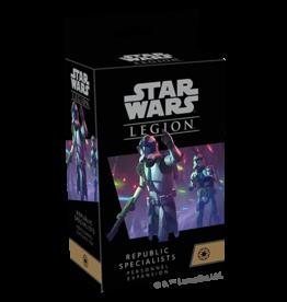 Fantasy Flight Star Wars Legion: Republic Specialists Personnel Expansion