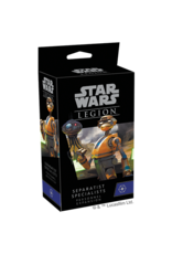 Fantasy Flight Star Wars Legion: Separatist Specialists Personnel Expansion