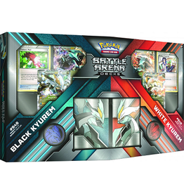Pokemon Battle Arena Deck - Black vs White Kyurem