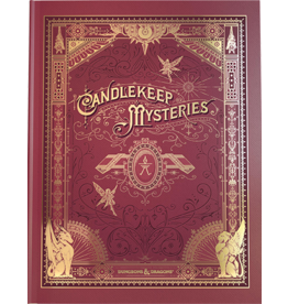 Wizards of the Coast Candlekeep Mysteries Alternate Cover