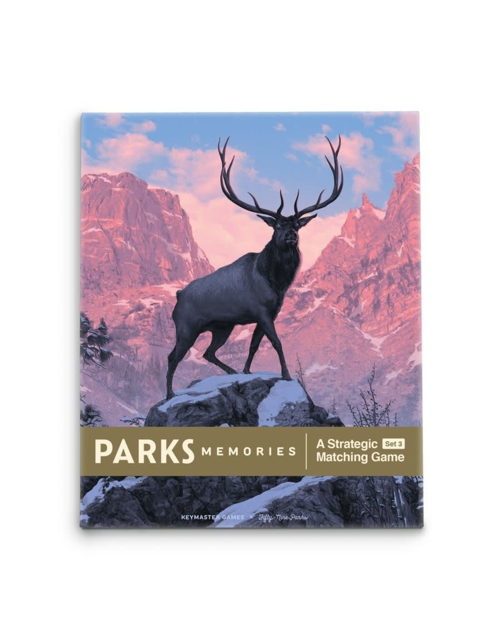 Keymaster Games Parks Memories Mountaineer