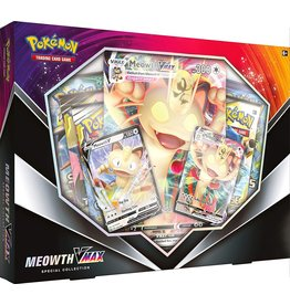 Pokemon Pokemon Meowth VMax Box International Version