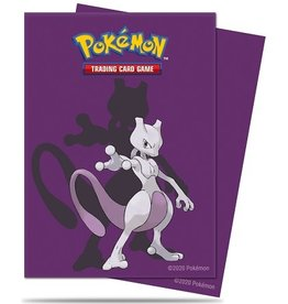Ultra Pro Pokemon: Mewtwo Standard Size Sleeves 65 CT
