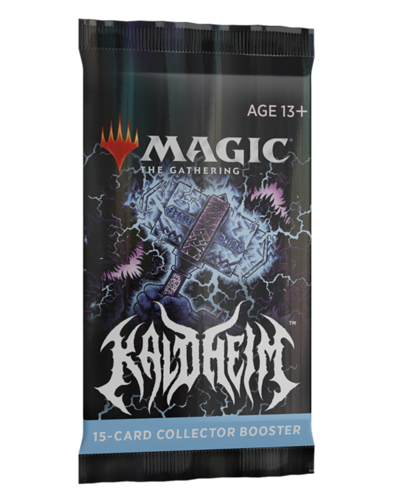 Wizards of the Coast Kaldheim Collector Booster Pack