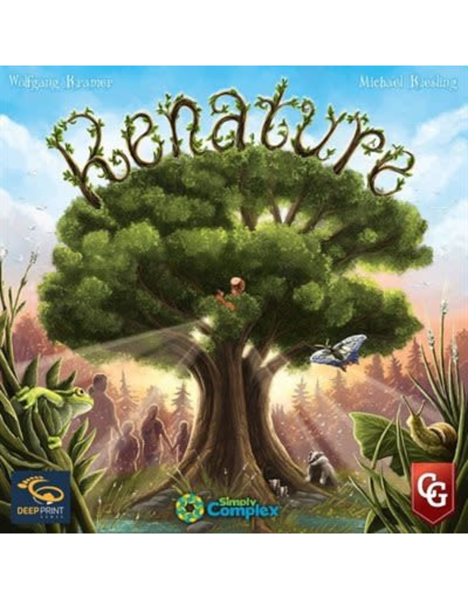Capstone Games Renature