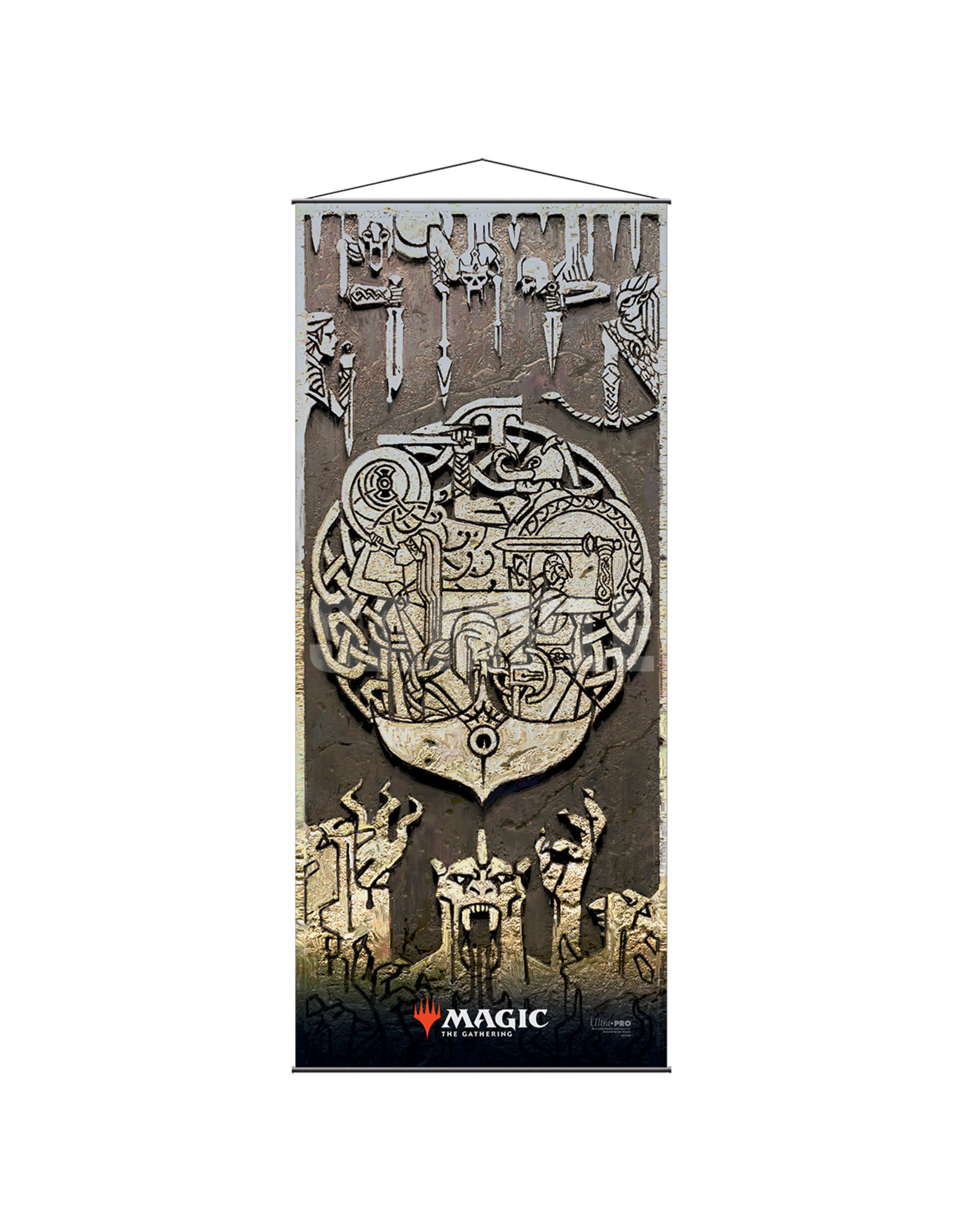 Ultra Pro UP Wall Scroll MTG Kaldheim Wall Scroll #1