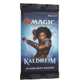 Wizards of the Coast Kaldheim Draft Booster Pack