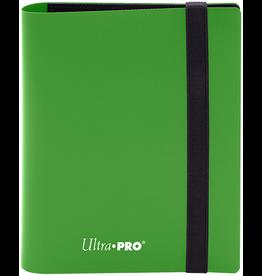 Ultra Pro UP Binder Pro Eclipse Lime Green (4Pkt)
