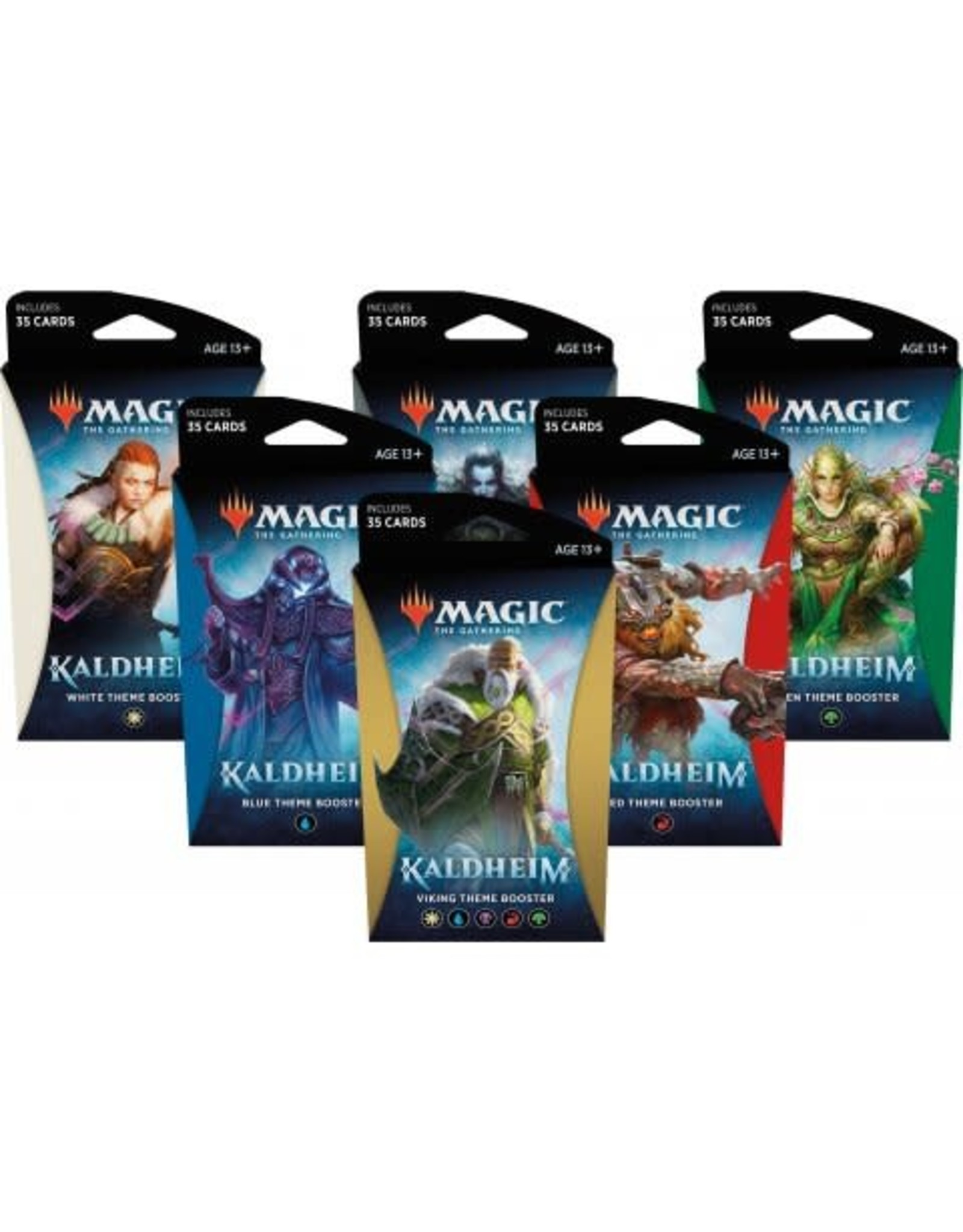 Wizards of the Coast Kaldheim Theme Booster Pack
