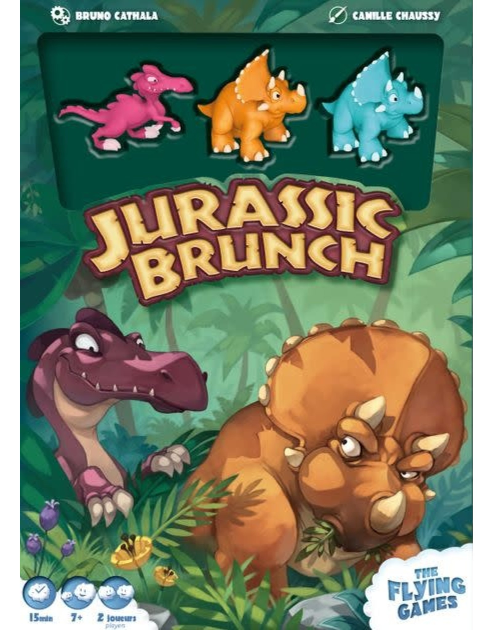 The Flying Games Jurassic Brunch