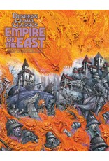 Goodman Games DCC RPG The Empire of The East