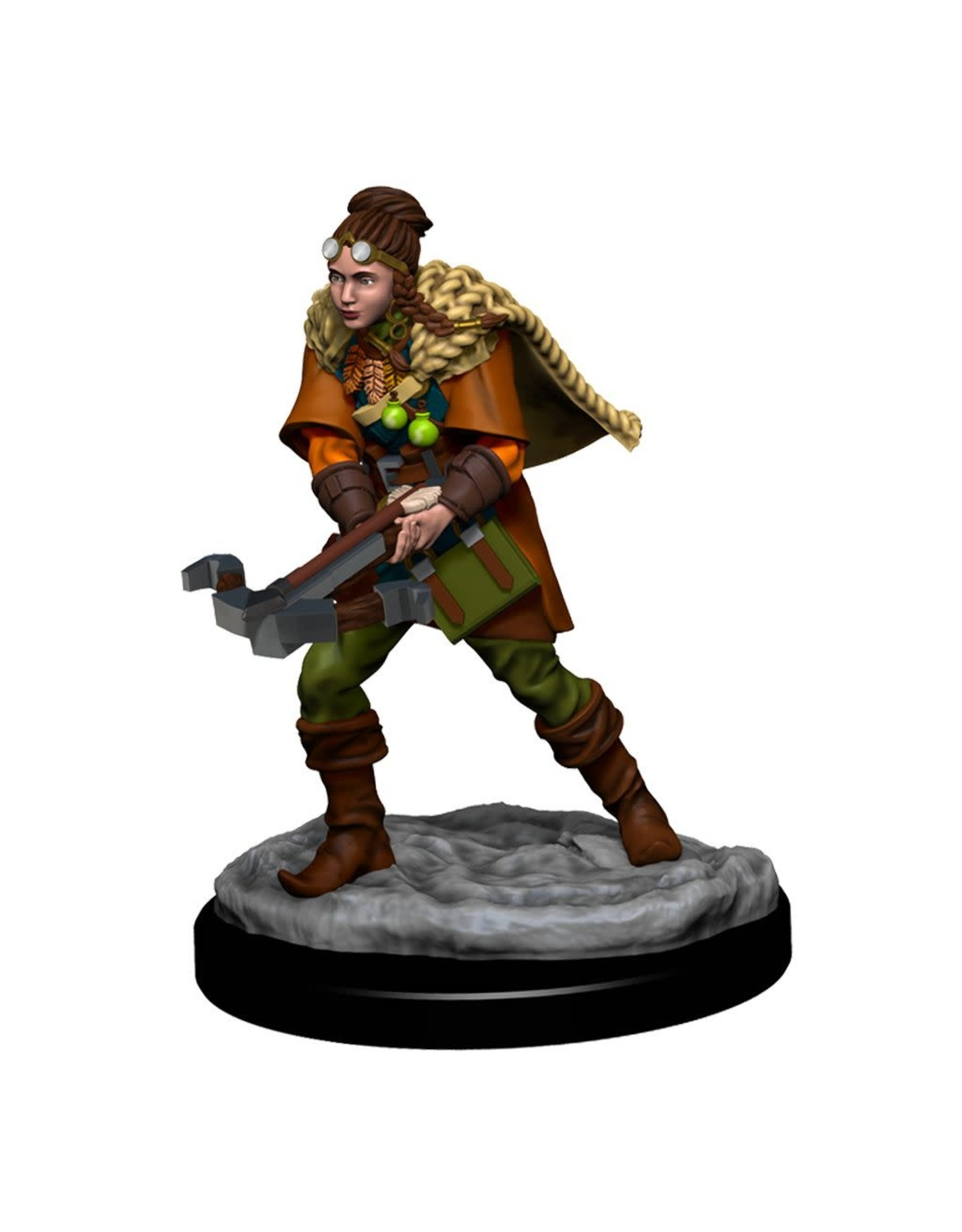 WizKids Icons of the Realms Human Ranger Female Prem Fig