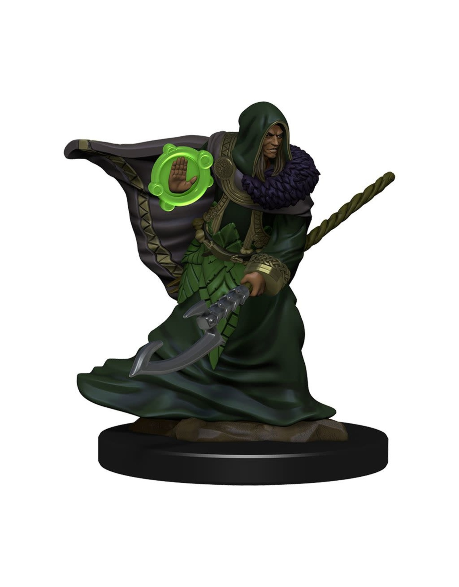 WizKids Icons of the Realm Elf Druid Male Prem Fig
