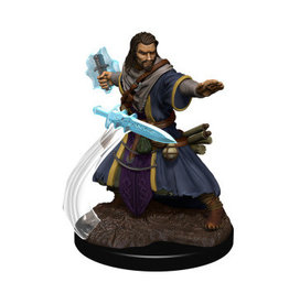 WizKids Icons of the Realm Human Wizard Male Prem Fig