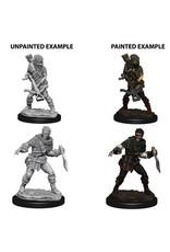 WizKids DnD Unpainted Bandits Wave 4