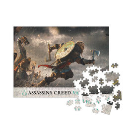 Assassin's Creed Puzzle 1000PC - Fortress Assault